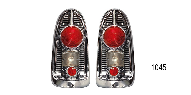 1956 TAIL LIGHT ASSEMBLY