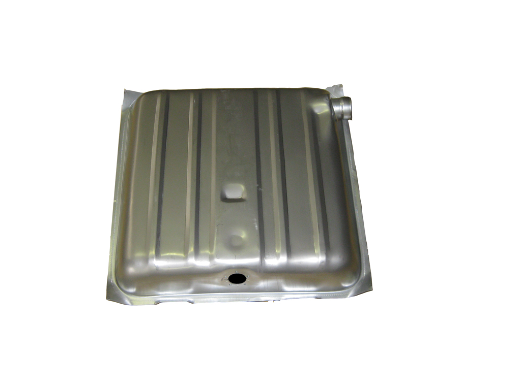 STAINLESS GAS TANK W/OUT VENT