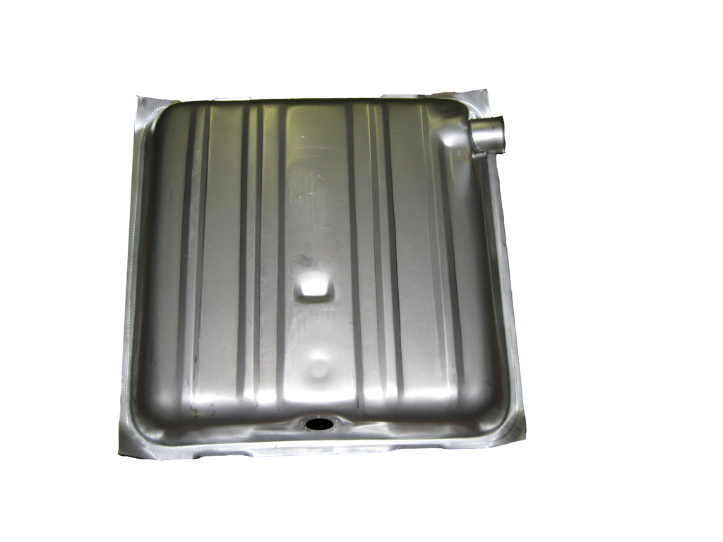STAINLESS GAS TANK W/ VENT