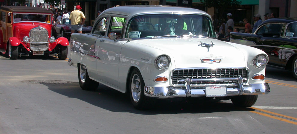 55 Chevy Parts